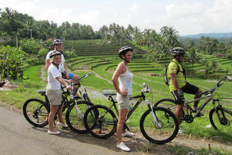 Bali Bicycle Excursion