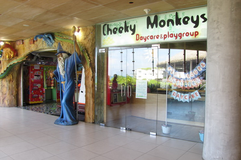 Cheeky Monkey Day Care