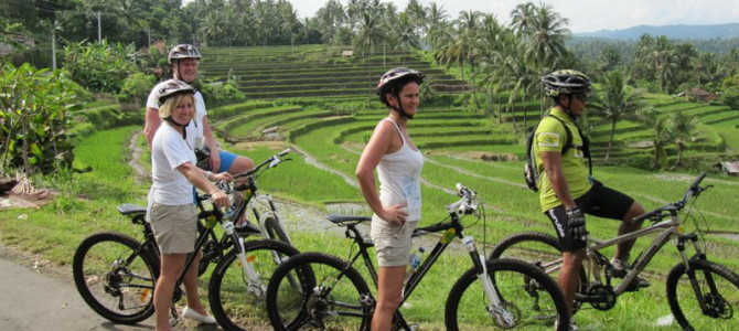 Top Pastimes for Honeymooners Visiting the Island of Bali