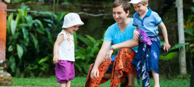 Tips for Visiting Bali with Toddlers