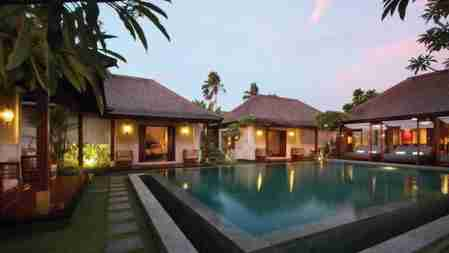 The Ulin Villas