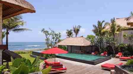Villa Sound of the Sea at Pantai Lima