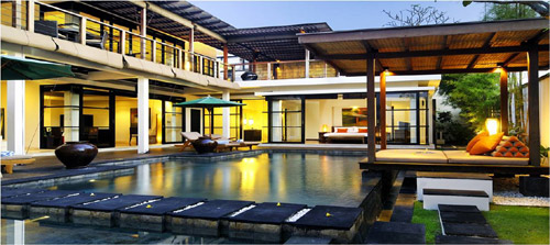 The Temple Hill Residence Villas