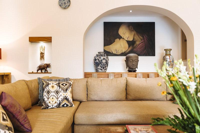 The Baganding Villa