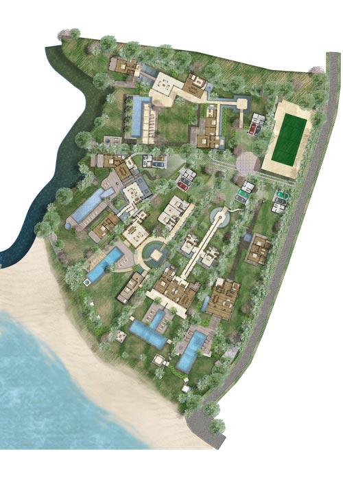 Villa Ambra at Pantai Lima