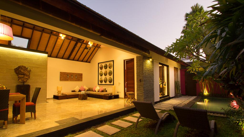 Villa Anjali Purple