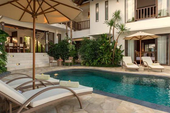Villa Arza at Canggu Terrace