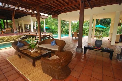 Villa Atas Awan