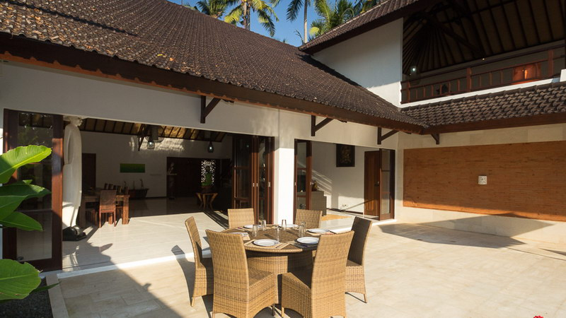 Villa Candi Kecil Tujuh