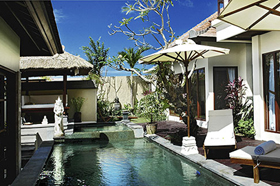 Swimming Pool - Bugan Villas