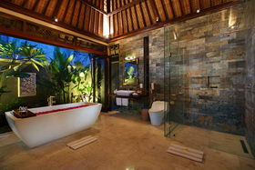 Bedroom - The Ulin Villas