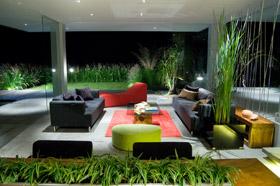 Lounge Area - Villa Castaway