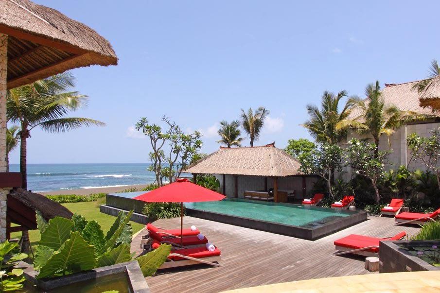 Villa Sound of the Sea at Pantai Lima