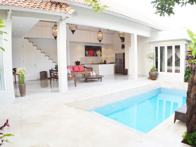 Villa Santai Batu Belig