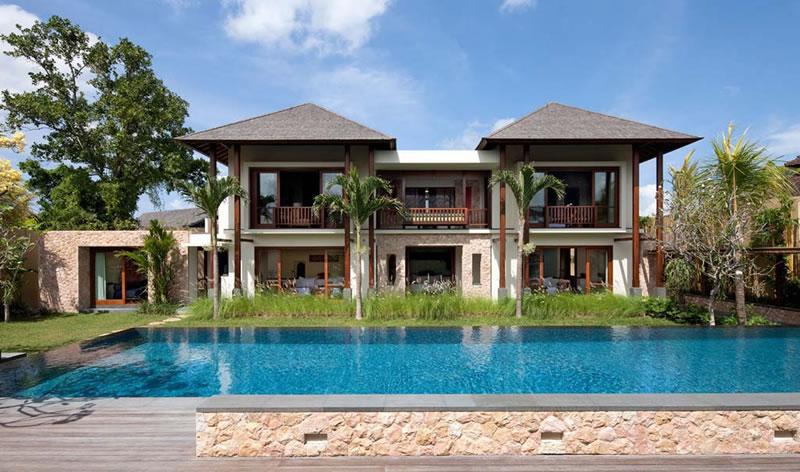 Villa Satria All Bali Villas Extraordinary 5 Bedroom Villa Seminyak Style